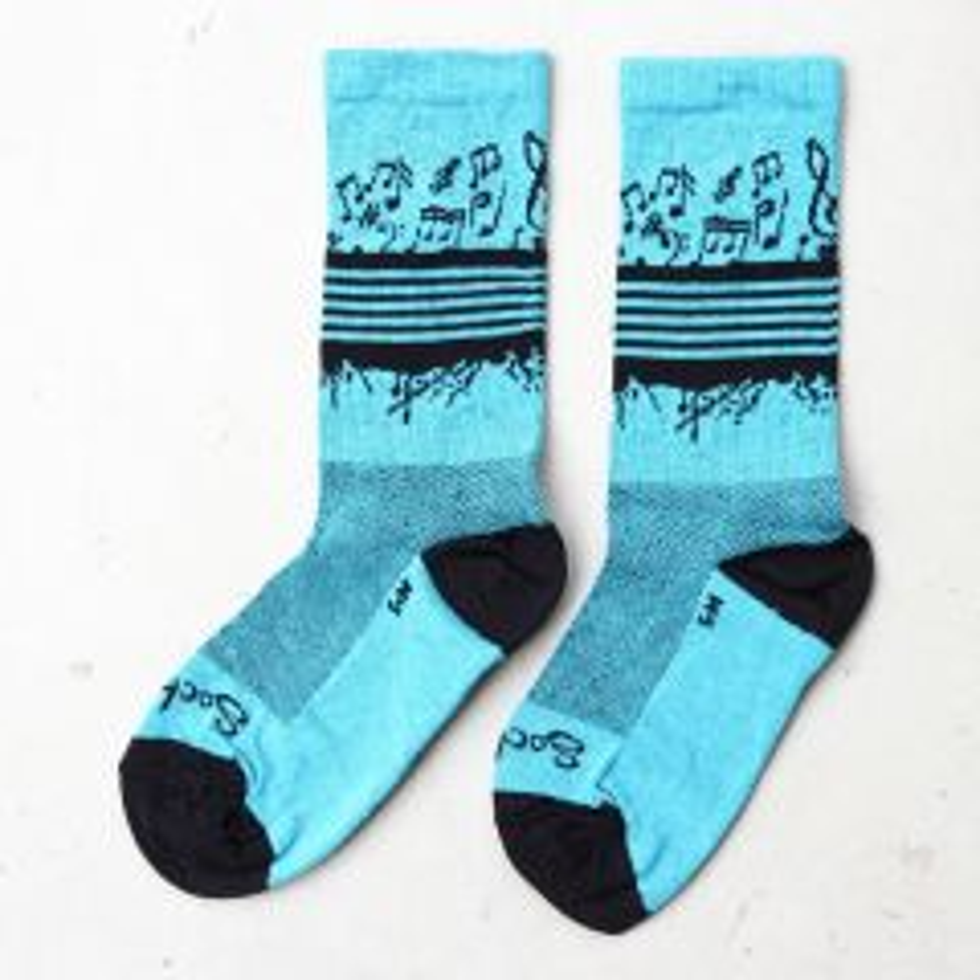 *SOCKGUY* long socks (rhythm)