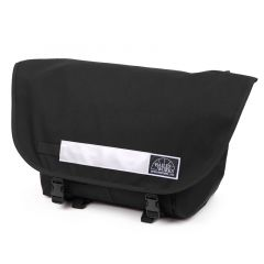 *BAILEYWORKS* super pro messenger bag (black)
