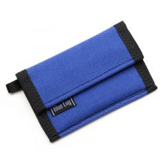 *BLUE LUG* micro wallet (blue)