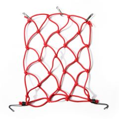*BL SELECT* cargo net (red)