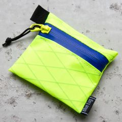 *BLUE LUG* saihou pouch (x-pac yellow/blue)