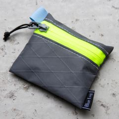 *BLUE LUG* saihou pouch (x-pac gray/yellow)