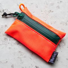 *BLUE LUG* bansoukou pouch (orange/green)