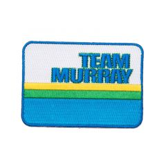 *MASH* team murray patch