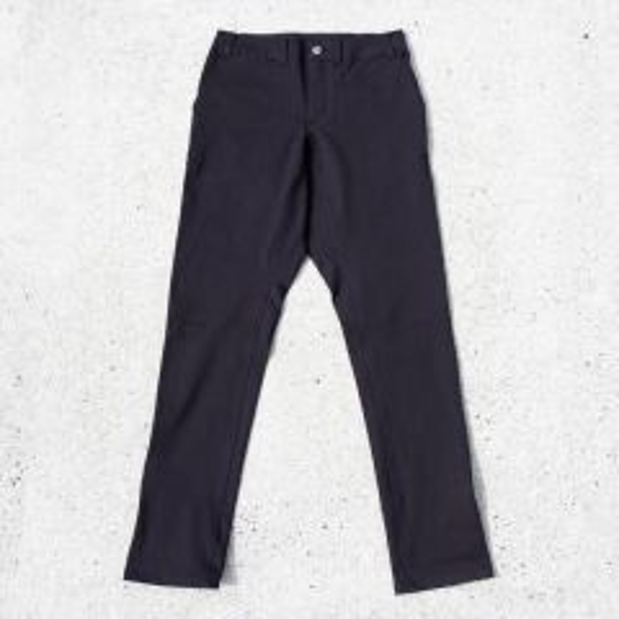 *SWRVE* durable cotton DOWNTOWN trousers (black)