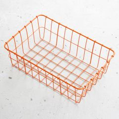 *WALD* 137 basket (orange)