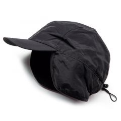 *BL SELECT* ear muff nylon cap (black)