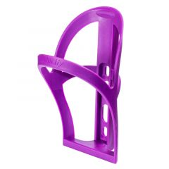 *VELOCITY* bottle cage (purple)