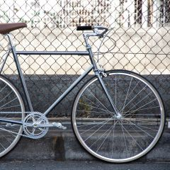 *FAIRWEATHER* track Bluelug custom complete bike