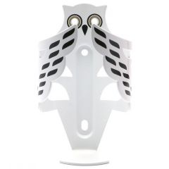 *PDW* the owl cage (white)