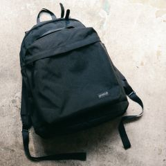 *BLUE LUG* THE DAY PACK (black)