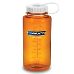 *NALGENE* tritan bottle (orange/1.0L)