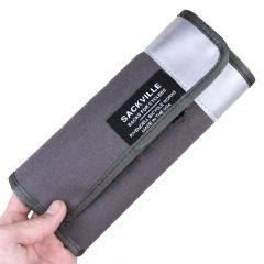 *RIVENDELL* sackville mark's tool wrap (gray)
