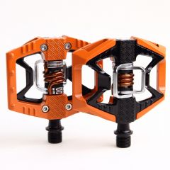 *CRANK BROTHERS* double shot pedal (orange)