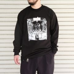 *ROSKO* metal long t-shirt (black)