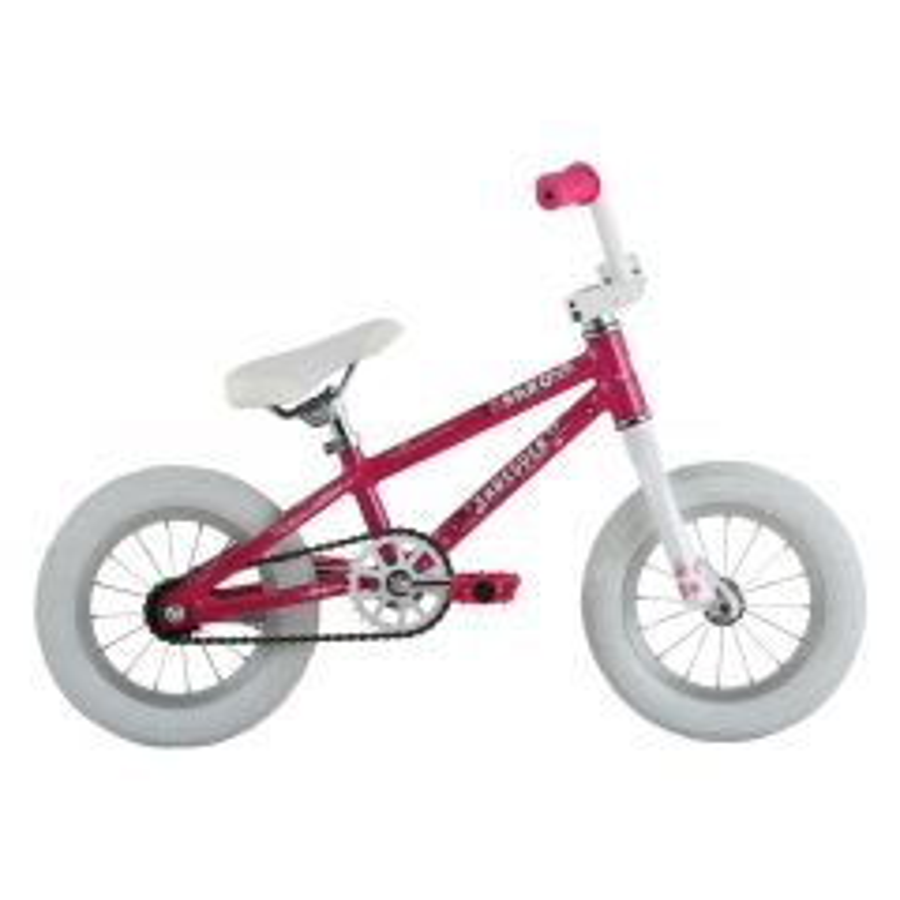 "*HARO* SHREDDER 12"" kids bike (pink)"