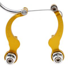 *PAUL* mini moto brake (gold)