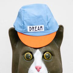 *TEAM DREAM* team + dream cap (blue/orange)