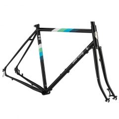 *ALL CITY* space horse disc frame set (black)