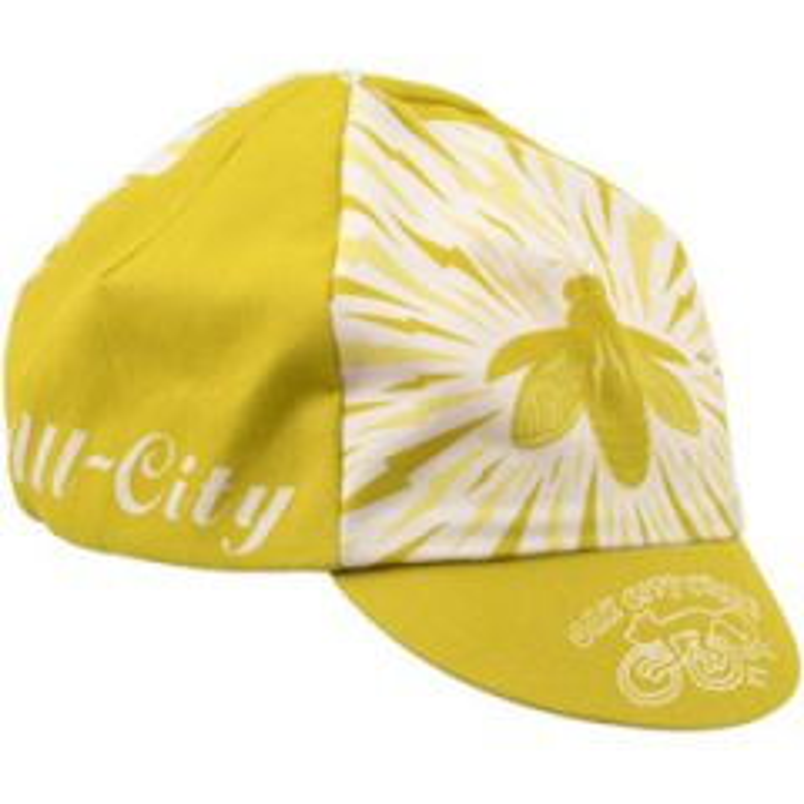 *ALL CITY* y all-city cap (natural/gold)