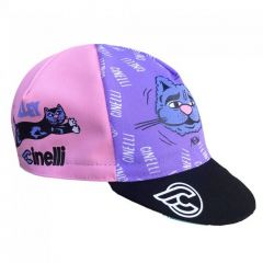 *CINELLI* stevie gee cycle cap (alley cat)