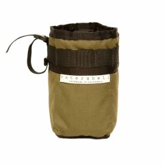 *OUTER SHELL ADVENTURE* stem caddy (olive drab)