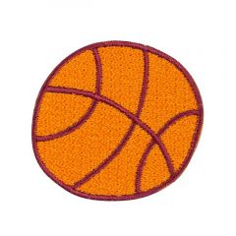 *MOKUYOBI THREADS* basket ball patch