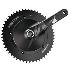 *MICHE* pistard air crankset (black)