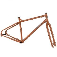 *SURLY* ECR 29+ frame&fork set (norwegian cheese brown)