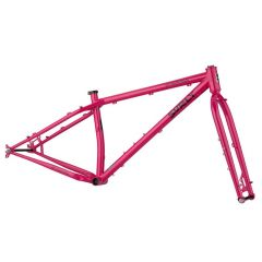 *SURLY* ice cream truck frame&fork (prickly pear sparkle)