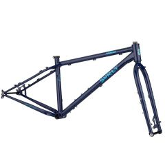 *SURLY* wednesday frame&fork set (blue monday)