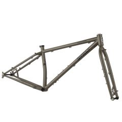 *SURLY* karate monkey BST frame&fork set (wet clay)