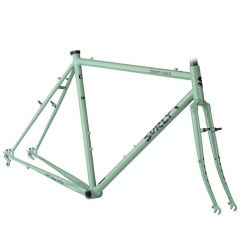 *SURLY* cross check frame&fork set (sage green)