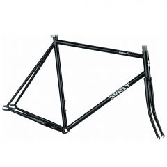 *SURLY* steamroller frame&fork set (black)