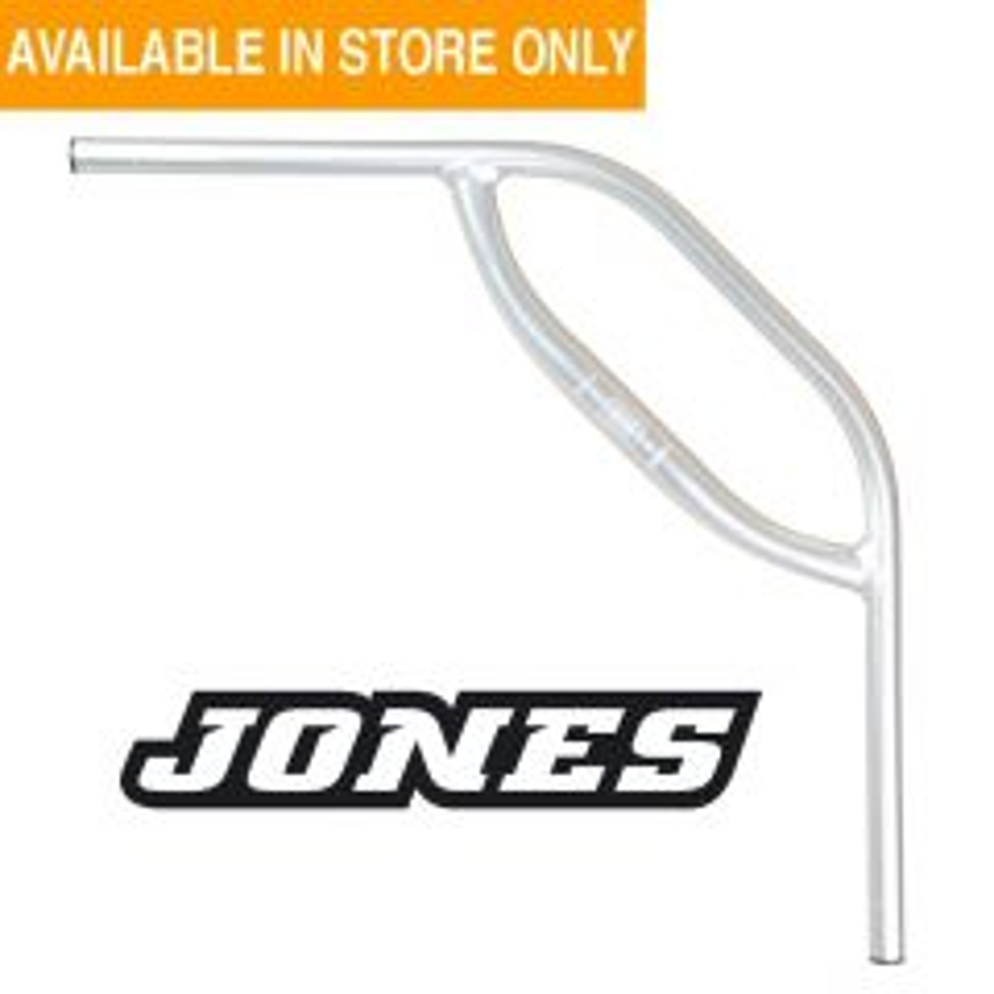 店頭販売のみ *JONES* SG loop H-bar (silver)