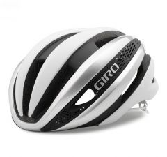 *GIRO* synthe MIPS AF helmet (white/silver)