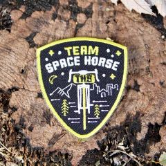 *ALL CITY* space horse patch