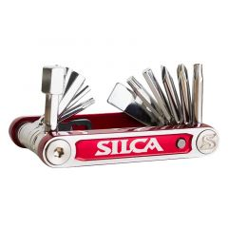 *SILCA* italian army knife (13tools)
